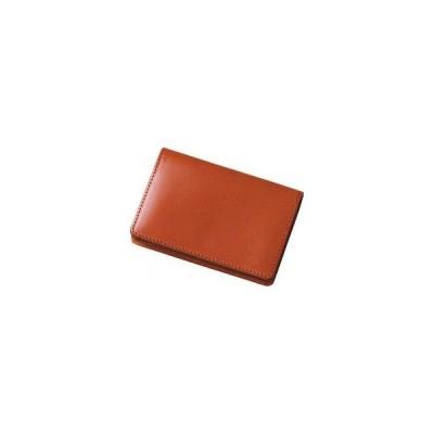 TOCHIGI/栃木レザー  名刺入れ ブラウン 630005-20