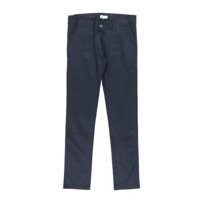 MONDANI JUNIOR パンツ ダークブルー 14 コットン 97% / ポリウレタン 3% パンツ