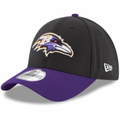 New Era ニュー エラ スポーツ用品  New Era Baltimore Ravens Black/Purple Team Classic Two-Tone 39THIRTY Flex Hat