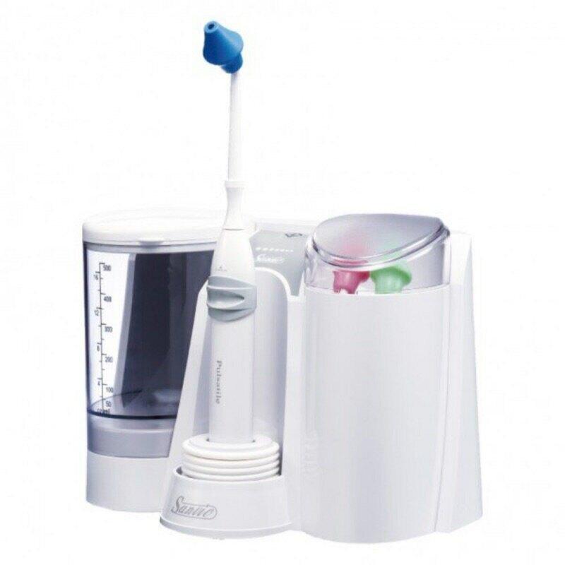 (內附120小包洗鼻桿3支)善鼻脈動式鼻腔水療器 洗鼻機SH953洗鼻器(洗鼻桿3支)SH-953