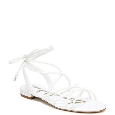 サムエデルマン レディース サンダル シューズ Tihana Leather Ankle Wrap Sandals