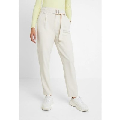 レディース ファッション ETTAGZ PANTS - Trousers - rainy day