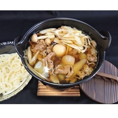 山形の芋煮と〆うどん 1人前 0006-2021