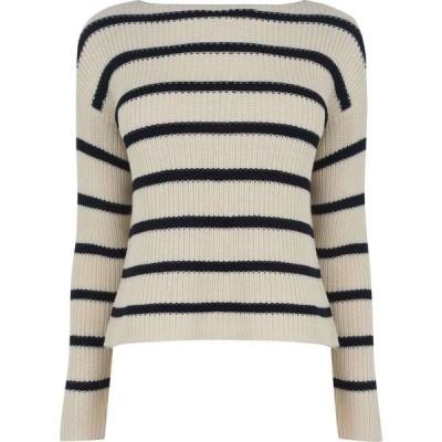 オンリー Only レディース ニット・セーター トップス marina knit jumper Pumice/Night