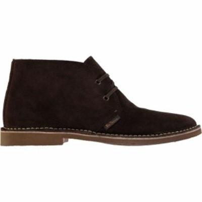 ベンシャーマン Ben Sherman メンズ ブーツ シューズ・靴 Hunt Desert Boots Brown