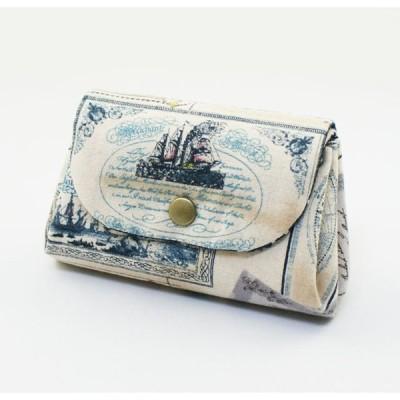 カードケース・小銭入れ/アコーディオンポーチ(メール便 送料無料)