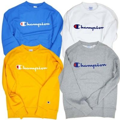 Champion/チャンピオン/Logo Print Crewneck Sweat/ロゴプリントスウェット/C3-H004