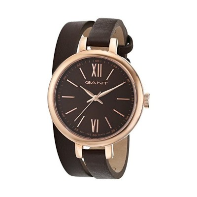Gant Time W71403 Women's Elizabeth Analogue Quartz Leather 並行輸入品