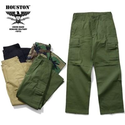HOUSTON / ヒューストン 1883 RIPSTOP BDU PANTS / リップストップBDUパンツ -全4色-