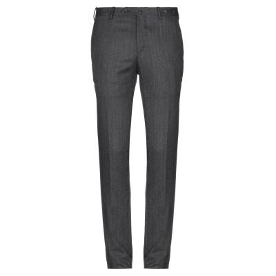 PT Torino パンツ ブラック 50 バージンウール 100% パンツ