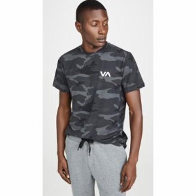 ルーカ RVCA メンズ Tシャツ トップス Va Sport Vent Short Sleeve Tee Camo