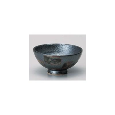和食器黒市松飯碗小丸/大きさ・10.5×5.5cm