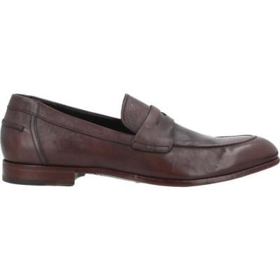 アントニオマウリッツィ ANTONIO MAURIZI メンズ ローファー シューズ・靴 loafers Cocoa
