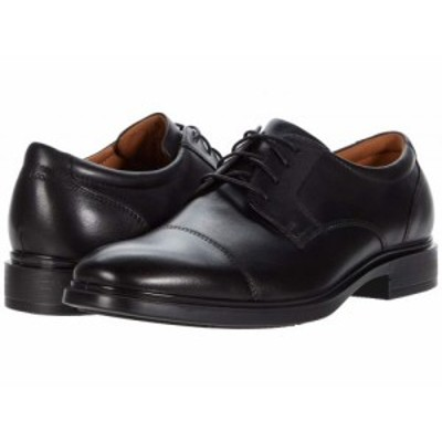 Florsheim フローシャイム メンズ 男性用 シューズ 靴 オックスフォード 紳士靴 通勤靴 Forecast Waterproof Cap Toe Oxford【送料無料】