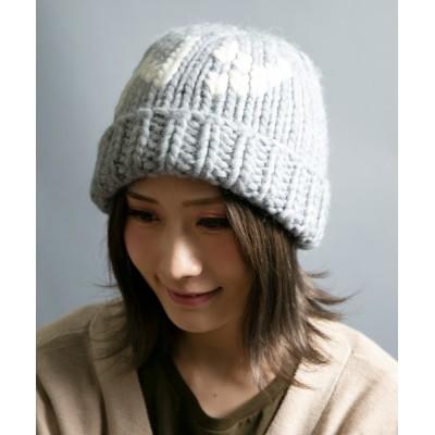 帽子 キャップ BEYES/ニットCAP