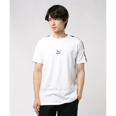 tシャツ Tシャツ PUMA プーマ M PUMA XTG SS Tシャツ 595959 02WHITE