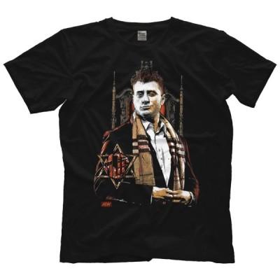 AEW Tシャツ「MJF(Maxwell Jacob Friedman マクセル・ジェイコブ・フリードマン) Distinguished Tシャツ」アメリカ直輸入Tシャツ