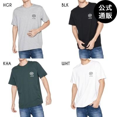SALE 2020 RVCA ルーカ メンズ POCKET HEX RVCA SS Tシャツ 2021年春夏モデルCO  全4色 S/M/L rvca