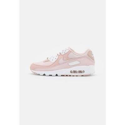 ナイキ レディース 靴 シューズ AIR MAX 90 - Trainers - barely rose/pink oxford/summit white/white