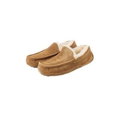 [サニーレーベル] 靴 スニーカー UGG Ascot メンズ 1101110-SM07 CHESTNUT 9