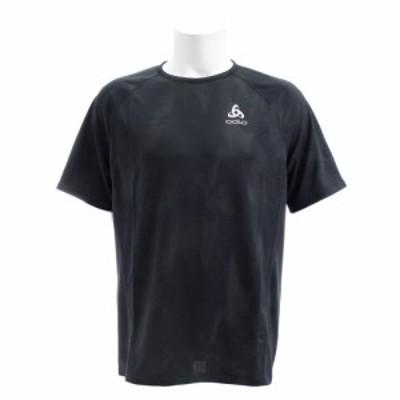 オドロ(ODLO)Tシャツ メンズ クルーネック 半袖Tシャツ 350102climbingivy-black オンライン価格…