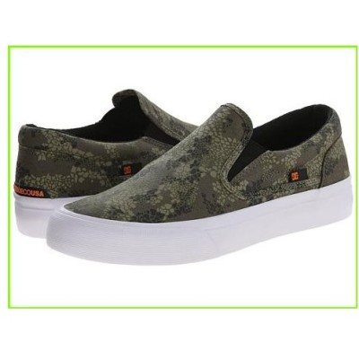 DC Trase Slip-On X DPM ディーシーシュー Sneakers & Athletic Shoes MEN メンズ Grey Camo