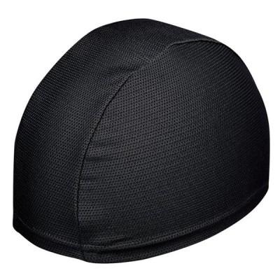 【特急】パールイズミ 【478】メッシュ ヘルメット ビーニー 1.ブラック