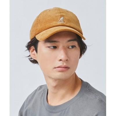 帽子 キャップ 【KANGOL】Cord Baseball
