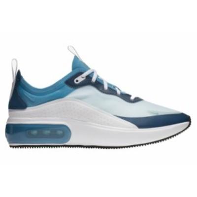 ナイキ レディース エアマックス ディア Nike Air Max Dia SE スニーカー White/Dark Turquoise/Blue Force/White/Black