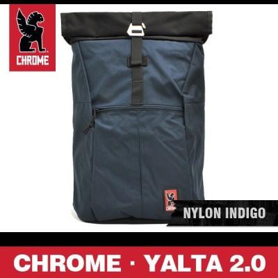 クローム バッグ ヤルタ 2.0 ナイロン インディゴ リュック バックパック リュックサック CHROME YALTA 2.0 NYLON INDIGO BG-194 IN NA NA