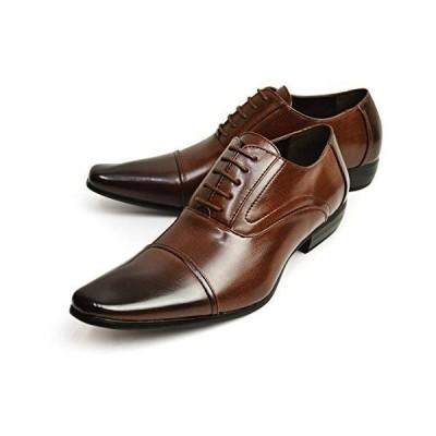リチャードスミス ビジネスシューズ メンズ シューズ ビジネス スクエアトゥ フォーマル カジュアル 脚長 美脚 紳士靴 靴 レースアップ