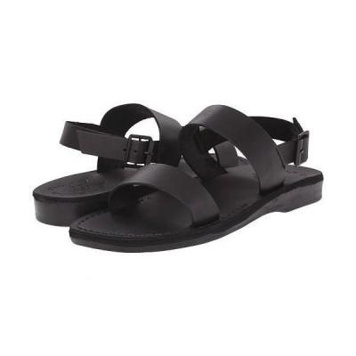 Jerusalem Sandals エルサレムサンダル レディース 女性用 シューズ 靴 サンダル Golan - Womens - Black