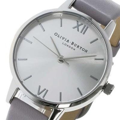 腕時計 レディース オリビアバートン OLIVIA BURTON クオーツ OB15MD41 シルバー シルバー