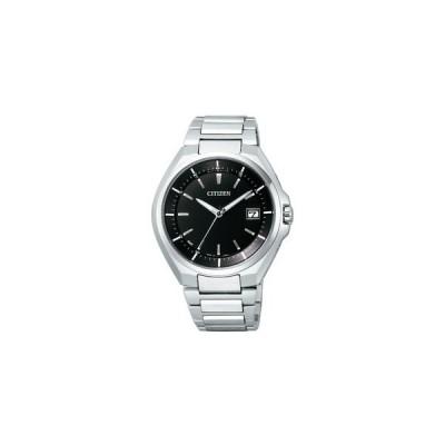 CITIZEN シチズン ATTESA アテッサ エコドライブ 電波時計 ダイレクトフライト 針表示式 CB3010-57E メンズ腕時計