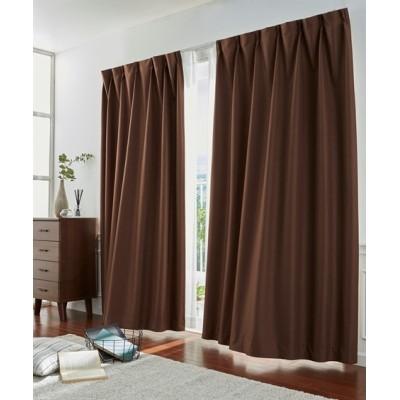 【送料無料!】スラブ調。1級遮光カーテン ドレープカーテン(遮光あり・なし) Curtains, blackout curtains, thermal curtains, Drape(ニッセン、nissen)