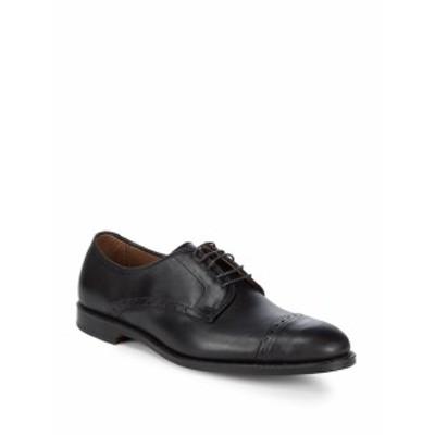 アレンエドモンズ メンズ シューズ オックスフォード 革靴 Madison Ave Leather Captoe Dress Shoes