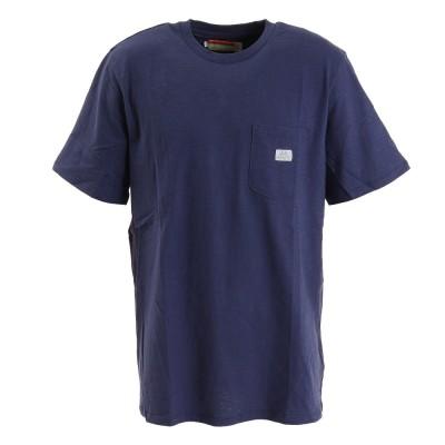 SLVDRウェアLEWIS 半袖Tシャツ SD35JA95 NVYネイビー