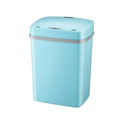 CXX Knee Hand Sensor Trash Can Stay Open 0.3 Seconds Quick Sensing Mute Bedroom Living Room Bathroom 12L/3 Gallon 01【並行輸入品】