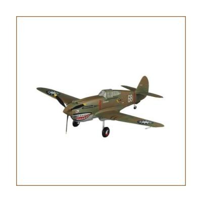 Easy Model P-40B/C Warhawk 3rd Squadron China Building Kit【並行輸入品】