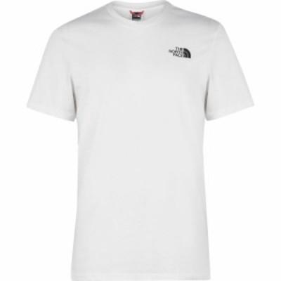 ザ ノースフェイス The North Face メンズ Tシャツ トップス The Simple Dome T Shirt FN White