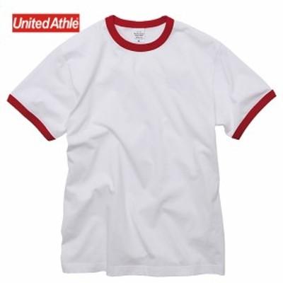 Tシャツ メンズ レディース 半袖 無地 5.6oz リンガーTシャツ