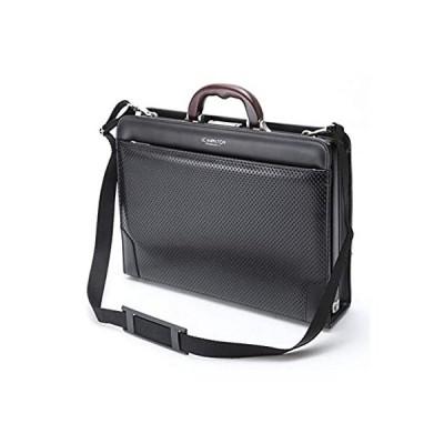 [和製 鞄] 最強のパフォーマンス! ダレスバッグ 高級天然木取手 B4 A4 ファイル対応 メンズ 収納力 バッグ