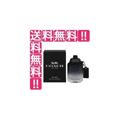 COACH コーチ マン EDT・SP 60ml 香水 フレグランス COACH FOR MEN