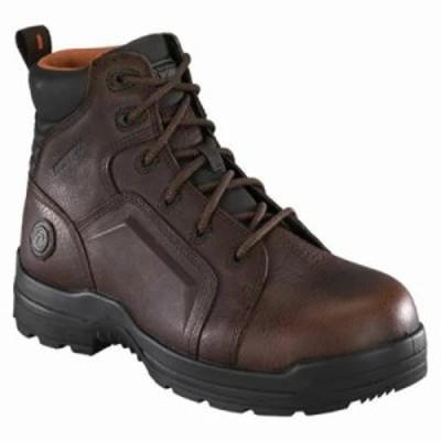 ロックポート ブーツ RK664 Brown Waterproof Tumbled Full Grain Leather