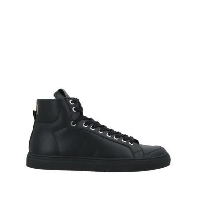 PANTOFOLA D'ORO スニーカー  メンズファッション  メンズシューズ、紳士靴  スニーカー ブラック