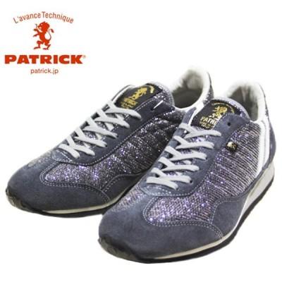 パトリック PATRICK メタリック メッシュ スタジアム 靴 レディース 530914-510