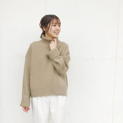 TODAYFUL ニット (11920533) Superfine Wool Knit レディース□