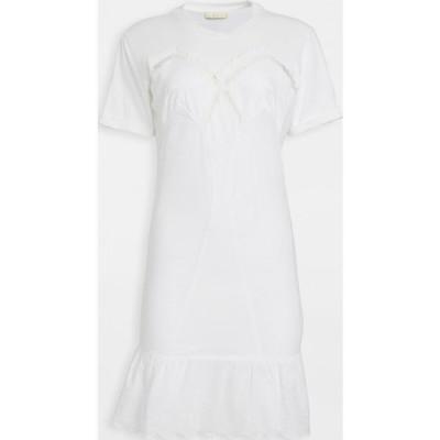 メドモアゼル Mes Demoiselles レディース ワンピース ワンピース・ドレス Marylin Dress White