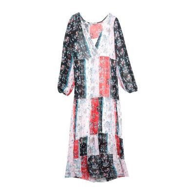 ONLY ロングワンピース&ドレス ピンク 36 ポリエステル 100% ロングワンピース&ドレス