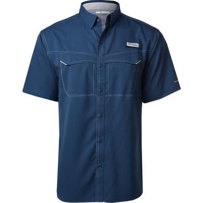 コロンビア シャツ トップス メンズ Columbia Sportswear Men's Low Drag Offshore Shirt Navy 02